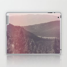 Light Leaked Forest Laptop & iPad Skin