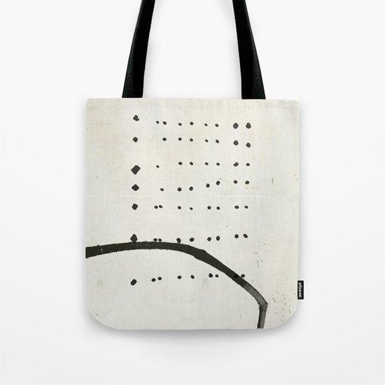 « tempête de neige » Tote Bag
