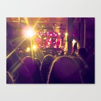 all time low Canvas Prints featuring All Time Low - 2 by ijsw