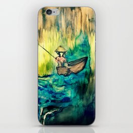 Tales on the Mekong Delta iPhone Skin