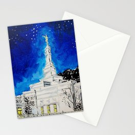 Birmingham Alabama LDS Temple Stationery Cards