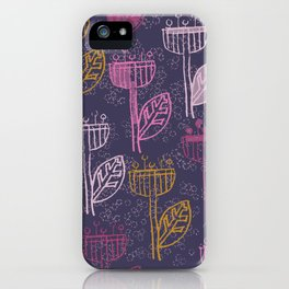 Flower Day iPhone Case