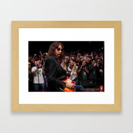 Ace Frehley May 2018 Framed Art Print