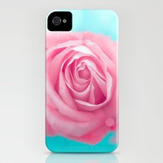 Rose  Slim Case iPhone (4, 4s)