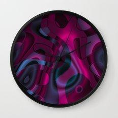 Abstract 343 Wall Clock