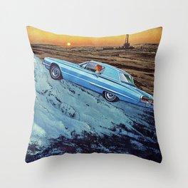 metaphor for love Throw Pillow