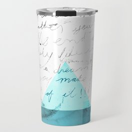 Abstract Geometry 4  Travel Mug