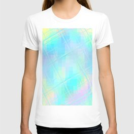 Re-Created Twisted SQ XXI by Robert S. Lee T-shirt