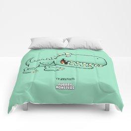 Tyrannotooth Comforters