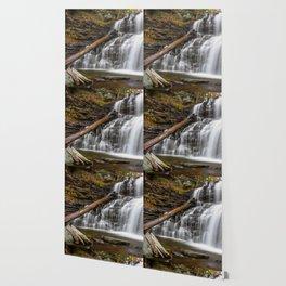 Cascade Waterfall Wallpaper
