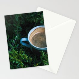 Garden Coffee - Photograph Stationery Cards
