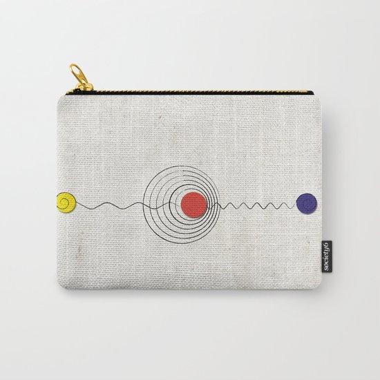 minimaldopplereffect Carry-All Pouch