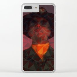 Apocalypse Now Clear iPhone Case