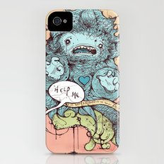 Sorry, but there is no heaven for you iPhone (4, 4s) Slim Case