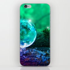 COLLECTION »CRYSTAL BALL«   Tiny Universe iPhone & iPod Skin