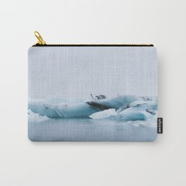 Glacier Lagoon Carry-All Pouch