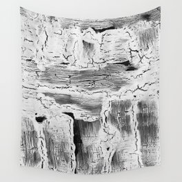 Abstract Artwork Greyscale #2 Wall Tapestry