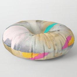 Composition 514 Floor Pillow