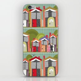 Literally Living in a Jane Austen Novel iPhone Skin