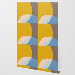 Organic Overlap Wallpaper