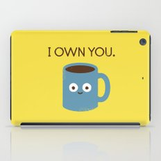 Coffee Talk iPad Case