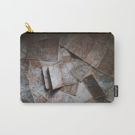 Maps On Maps Carry-All Pouch