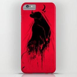 Revenge Of The Toro iPhone Case