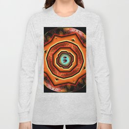 Semi Colon.. Long Sleeve T-shirt