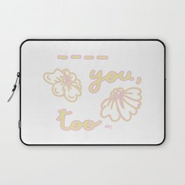 Fill in the Blanks! Laptop Sleeve