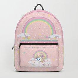 Unicorn Girl Backpack