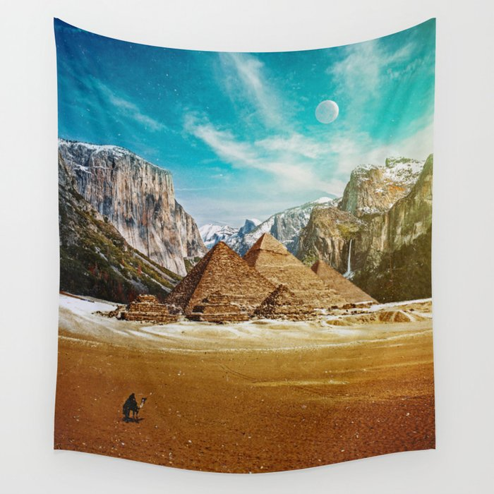 Sighted Wall Tapestry