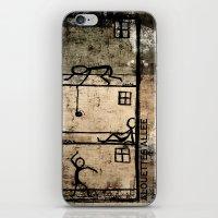 jojo iPhone & iPod Skins featuring jojo by woman