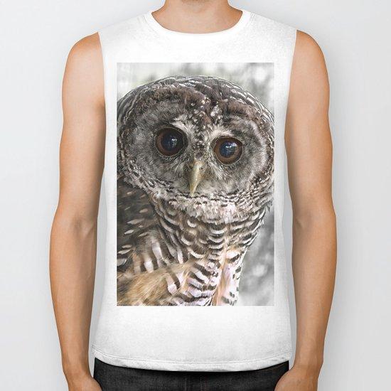 Chaco Owl Biker Tank
