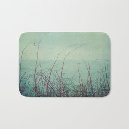 She Would Float and Stare at the Sky Bath Mat