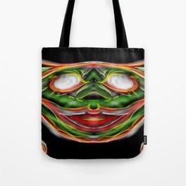 Frogman Tote Bag