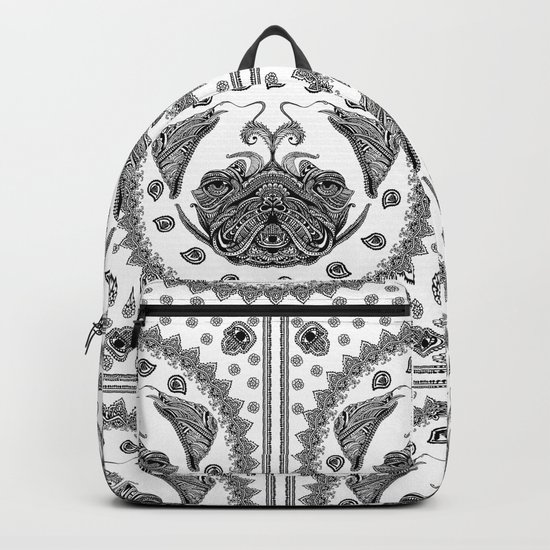Henna of Pugly Backpack