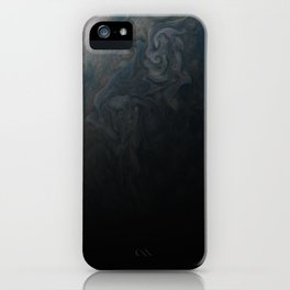 1974. Artistic Portrait of Jupiter  iPhone Case