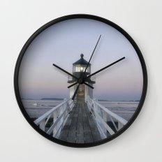 Marshall Point Lighthouse Wall Clock