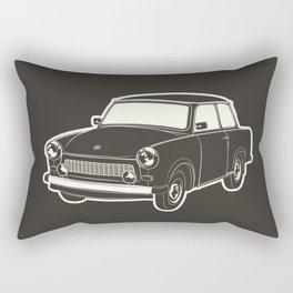 Ostalgie - Trabant Rectangular Pillow