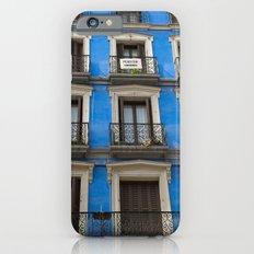Madrid Blues iPhone 6s Slim Case