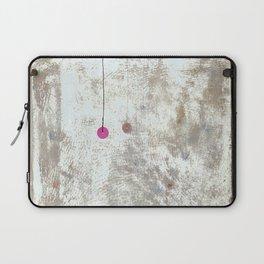 Looking in Mirror by Annalisa Ramodino Laptop Sleeve