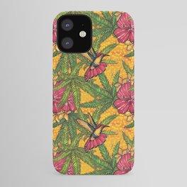 Canna Tropico iPhone Case