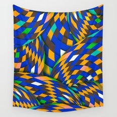 Wild Energy Wall Tapestry