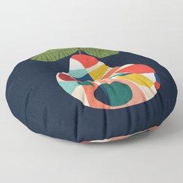 Fresh Pear Floor Pillow