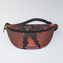 PROJECT Jhin Promo League of Legends Fanny Pack