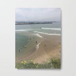 Cowells Beach Metal Print