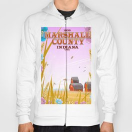 Marshall County, Indiana Hoody