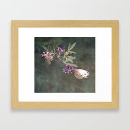 Just like a dream Framed Art Print