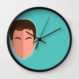 Leonard McCoy (Bones) Wall Clock