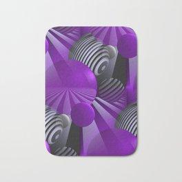 3D - abstraction -131- Bath Mat